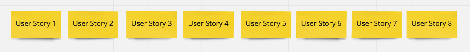 A collection of your user actions